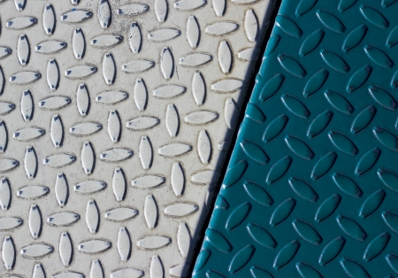 diamond plate: Two Tone Diamond Plate