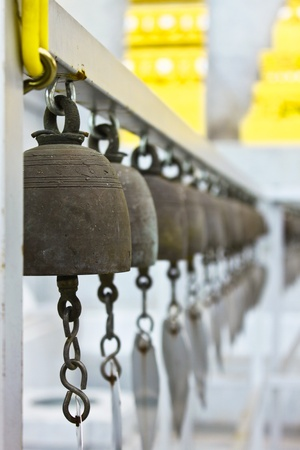 Old bell Stock Photo - 12528691