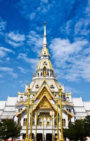Wat Sothorn Stock Photo - 12529316