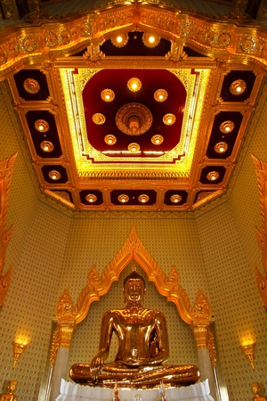 Real Golden buddha