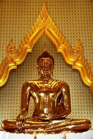 Real Golden buddha