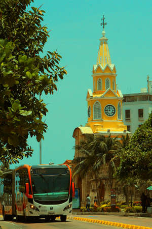 The Integrated System of Mass Transportation of the city of Cartagena would increase almost double in price, in 2021.