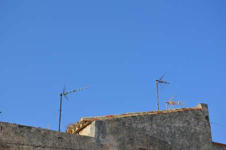 antennas: antennas and sky