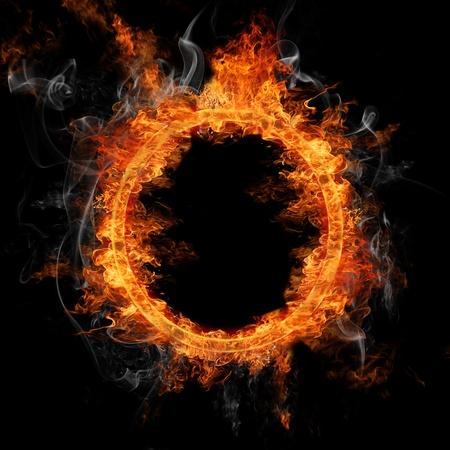 ring of fire: Fire ring