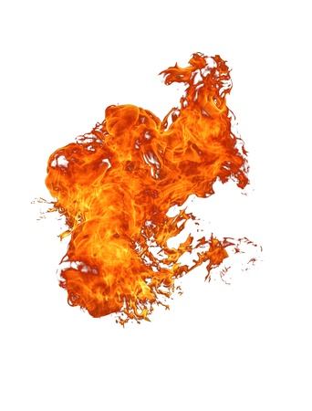 wild fire: Fire flame