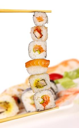 maxi: Maxi sushi