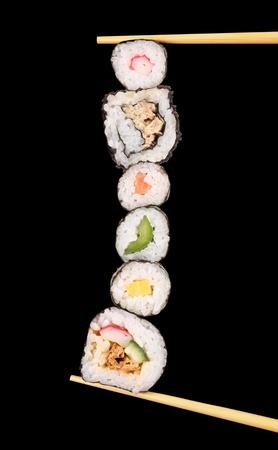oversized: Maxi sushi