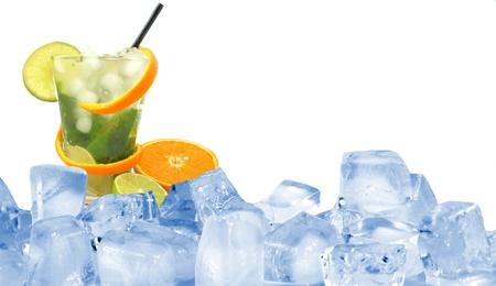 Mojito ice drink  photo