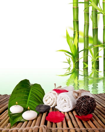 Spa still life Stock Photo - 13552056