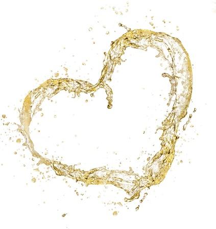 wei?wein: Champagne Herzen