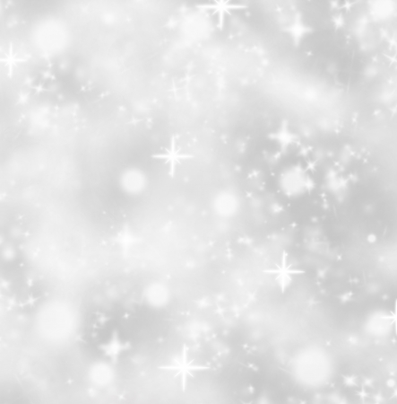 crystal bowl: Abstract shiny blur christmas background Stock Photo