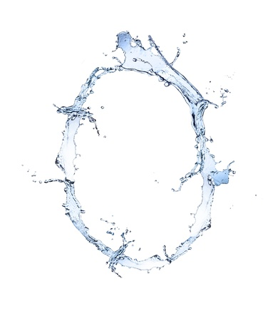 Water number