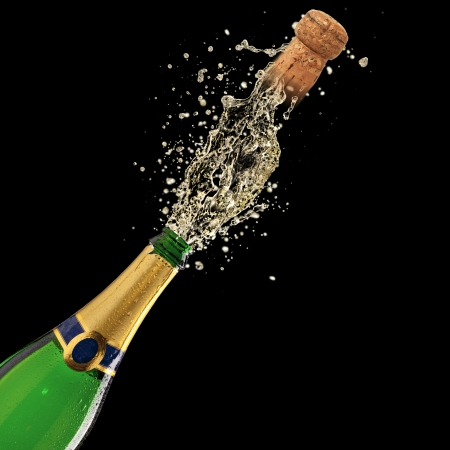 シャンパン 写真素材