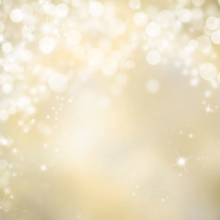 Shimmering blur spot lights on abstract background Stock Photo