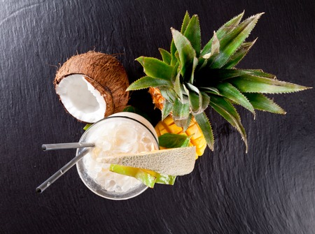 pina: Cocktail drink