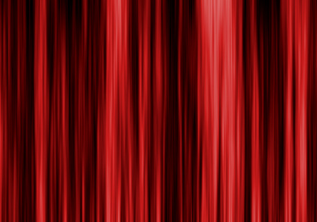 Theater or cinema dark red curtain texture photo