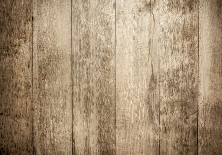 Close up of old wooden fence planks, high angle view. 版權商用圖片