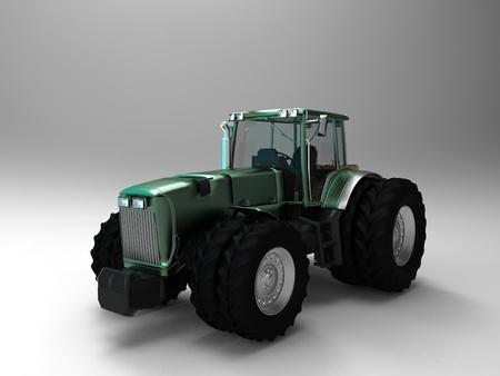 the  8-wheel tractor photo