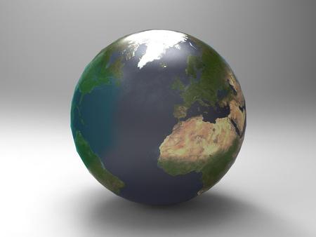 the earth Stock Photo - 11440018