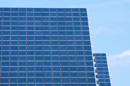 solar panels Stock Photo - 11440137