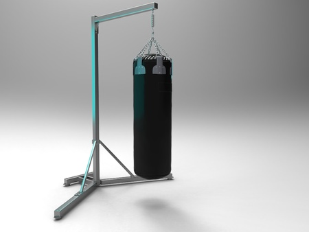 the punching bag photo