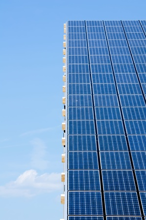 solar panels Stock Photo - 11440121
