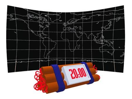 terrorism Stock Photo - 11957334