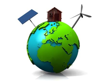 desarrollo sustentable: el desarrollo sostenible en la tierra