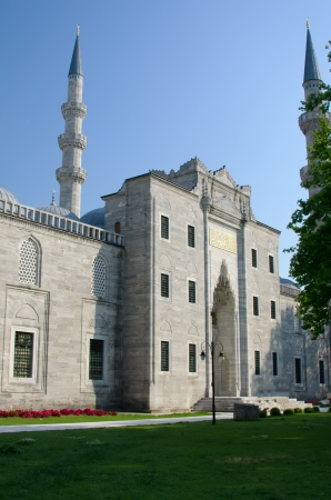 suleyman: Mosque of Sultan Suleyman the Magnificent