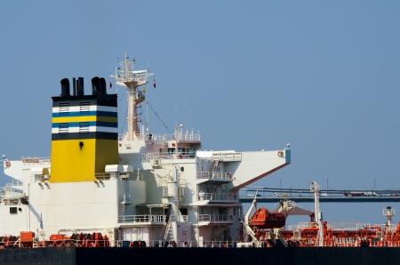 lng: the LNG tanker Stock Photo