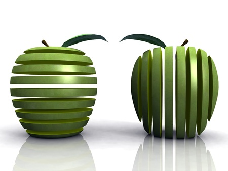spacing: apples