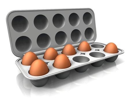 ingest: the eggs