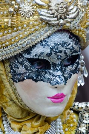 masque: carnival of venice