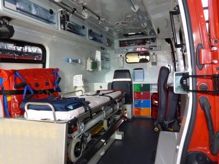 within: within ambulance