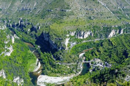 tarn: the Gorges of Tarn