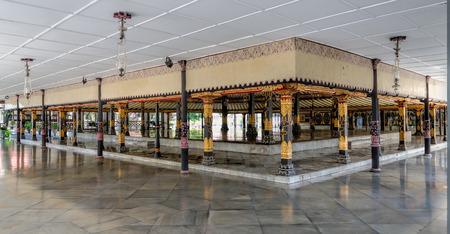 jogjakarta: Kraton in Jogjakarta