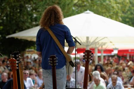 open air: open air concert