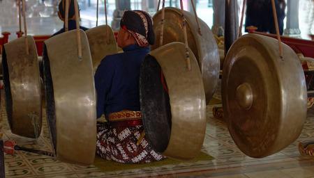 gamelan: gamelan orchestra Editorial