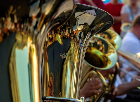 tuba: tuba music and reflection