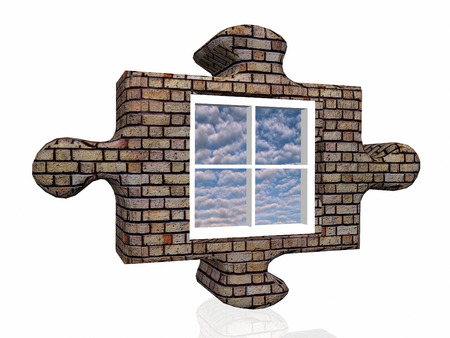 brig: puzzle and window