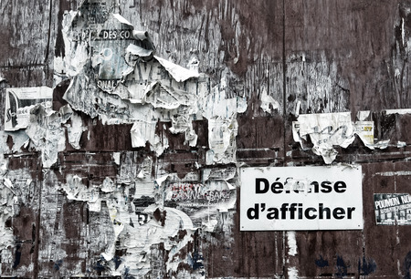 poster wall: Poster Wall