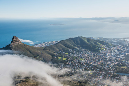 Cape Town in Südafrika