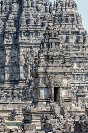 prambanan: Prambanan in Java, Indonesia