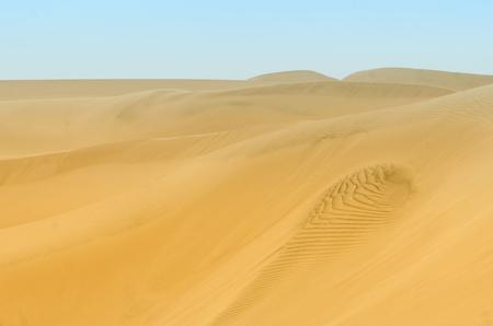 dunes: dunes of cerro blanco