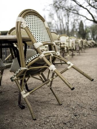 wicker: muebles de jardín de mimbre