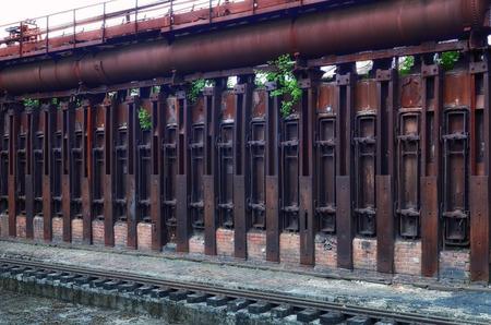 Der Industriepark Standard-Bild - 75241762