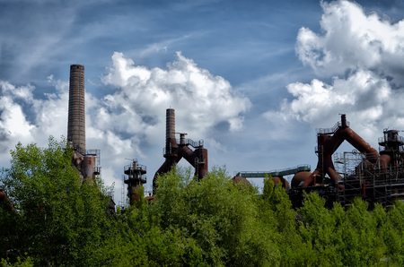metallurgical: metallurgical industry