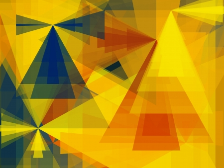 Colour full shape Abstract Background Stock Photo - 19014066