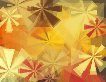 Colour full shape Abstract Background Stock Photo - 19014096