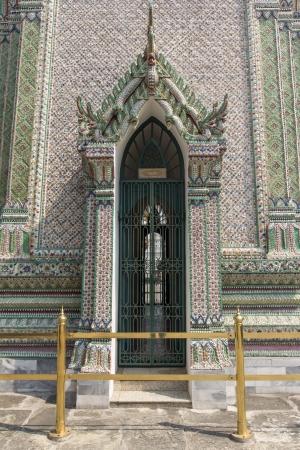 the door of belfry